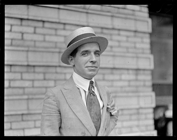 Charles Ponzi - Boston Public Library